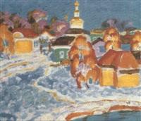 la grande place by victor smirnov