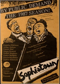 by public demand, the 1987 season by william kentridge