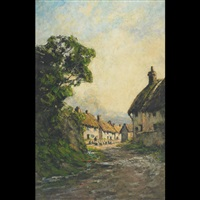 torbington, devon by harold goldthwaite