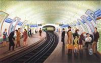 le métro by pierre arcambot