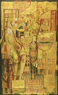 harmony in gold by omar el-nagdi