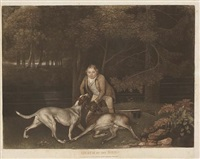 death of the doe by george stubbs