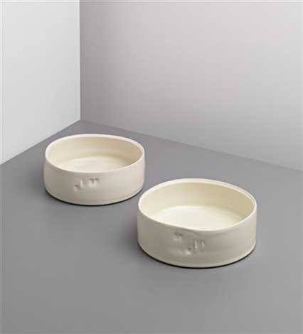 dishes pair by edmund de waal