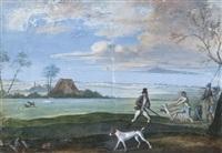 la chasse aux perdreaux by nicolai peters herm. sohn