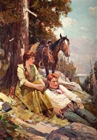 the short cut by frank tenney johnson