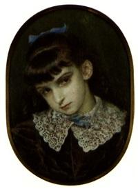 portrait d'andré réalier - dumas enfant by princesse marie eristoff-kasak