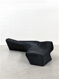 moraine sofa by zaha hadid