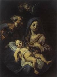 die heilige familie by onofrio avellino