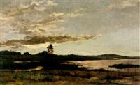 landscape by léonce chabry