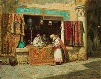 the oriental shop by addison thomas millar