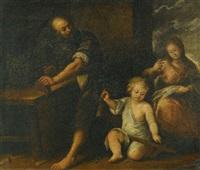 jesus in joseph's workshop by carlo francesco nuvolone