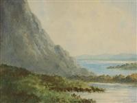 western seascape by douglas alexander