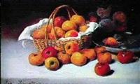 panier de pommes by rose reynaud