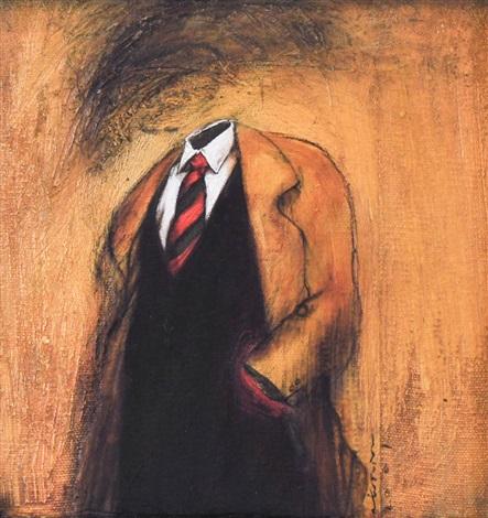 suit by ronald ventura