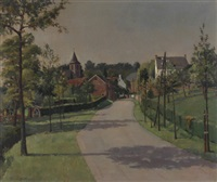 view of sleenaken by anne franciscus (frans) hartman