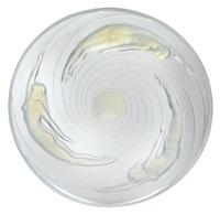 platte mit nixenreigen by marius-ernest sabino