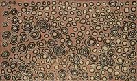 sans titre- tingari by tjakamarra barney campbell