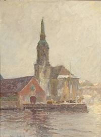 christianskirken, copenhagen by harry kluge