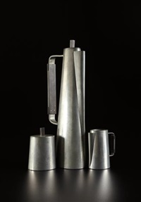 early coffee set by paul evans
