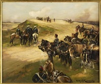 cavalry maneuvres by william kennedy