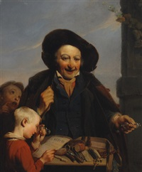 the peddler by petrus kremer