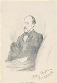 portraits d'hommes de lettres by henry bataille