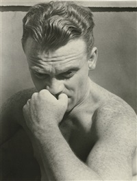 james cagney by imogen cunningham