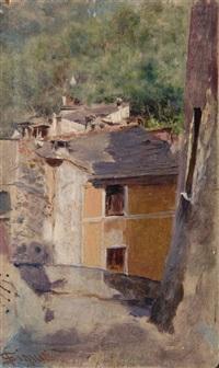 caseggiati a rio maggiore by telemaco signorini