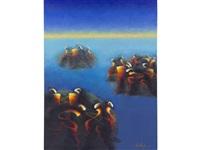 paesaggi by bernard dreyfus