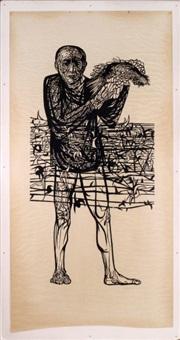 man of peace by leonard baskin