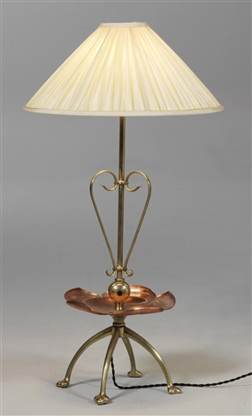 tischlampe model nr 1195s by william arthur smith benson