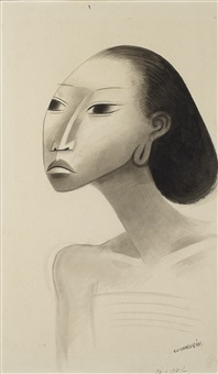 balinese girl by miguel covarrubias