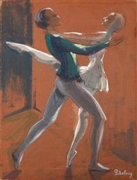 couple de danseurs by robert pikelny