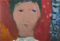 portret damy by artur nacht-samborski