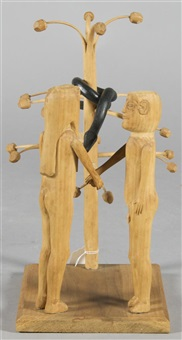adam and eve by edgar tolson