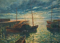 puerto by luis maristany de trias
