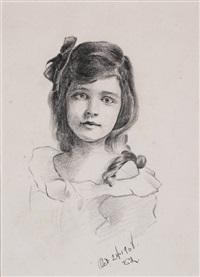 portrait of marion hopper, the artist's sister by edward hopper