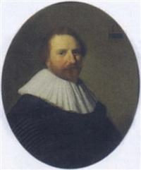 portrait of a gentleman of the dicx family (cornelis dicx?) by johannes cornelisz verspronck