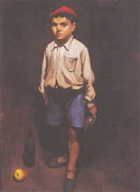 niño vasco by enrique albizu perurena