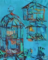 birdcage by miquel ibarz