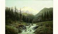 torrent de montagne by huvey