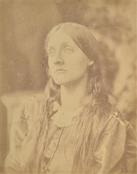 mrs herbert duckworth by julia margaret cameron