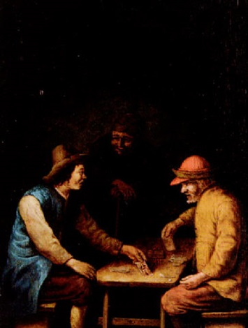 the card game by hubert van ravesteyn