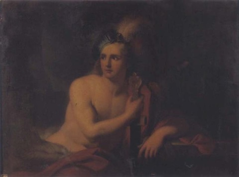david et la tête de goliath by jean baptiste nattier