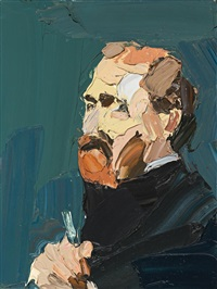 van gogh after john russell by ben quilty