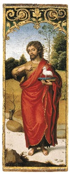 saint john the baptist by juan correa de vivar