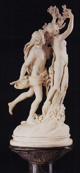 apollo and daphne by antonio garella