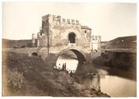 ponte nomentano (byzantin, vie siècle) by pompeo molins and gioacchino altobelli