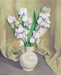 till life with flowers by kenneth miller adams