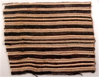 gewebtes abstraktes stoffmuster by grete reichardt